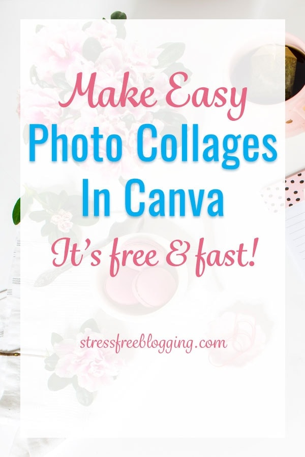 How To Create A Product Collage With Canva - Stress Free